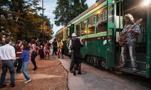 Live Music | Rome Tram Tracks