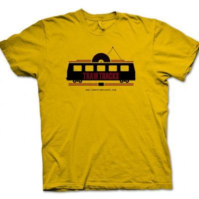 T-shirt Rome Tram Tracks