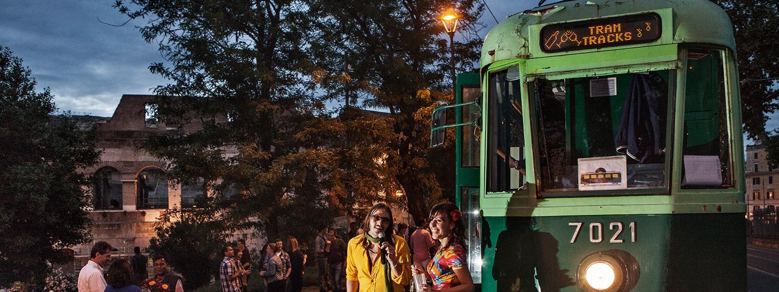 Tram Tracks | Colosseum Party